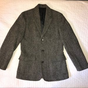 JCrew Harris Tweed blazer